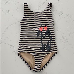 J. Crew Crewcuts Swimsuit